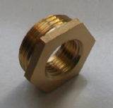 Brass Foundry - Thread Reducing Bushes 1 x 3/4 - 07000410